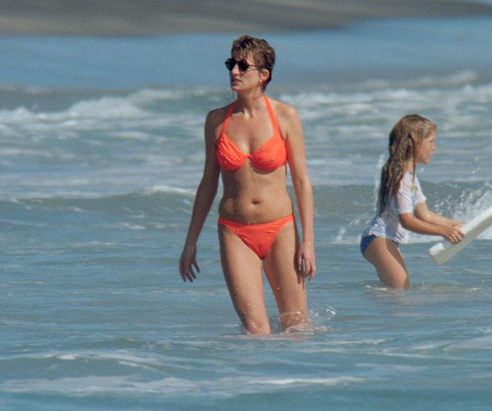 """According to [Princess Diana's former personal trainer Jenni Rivett](https://www.newidea.com.au/princess-diana-diet-exercise