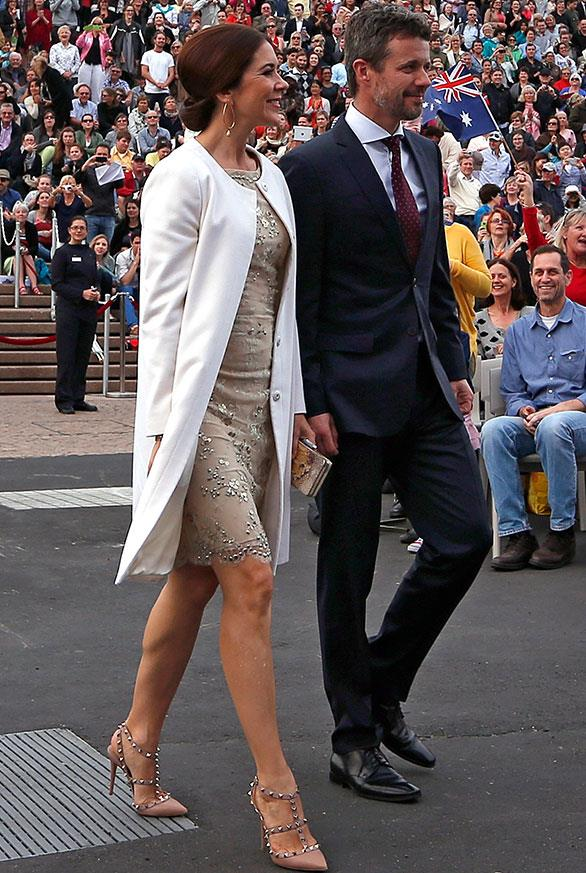 """Meanwhile, the Danish Royal's svelte legs deserve their own crown. It's believed that as well as embracing a [strict exercise routine, Mary is a big fan of the keto diet](https://www.nowtolove.com.au/health/body/crown-princess-mary-fitness-55481
