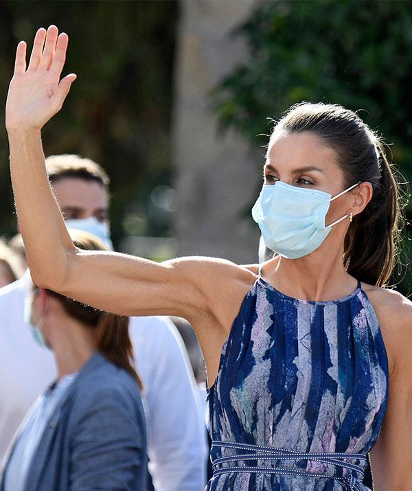 """Queen of the royal guns, [Queen Letizia of Spain](https://www.nowtolove.com.au/tags/letizia-of-spain