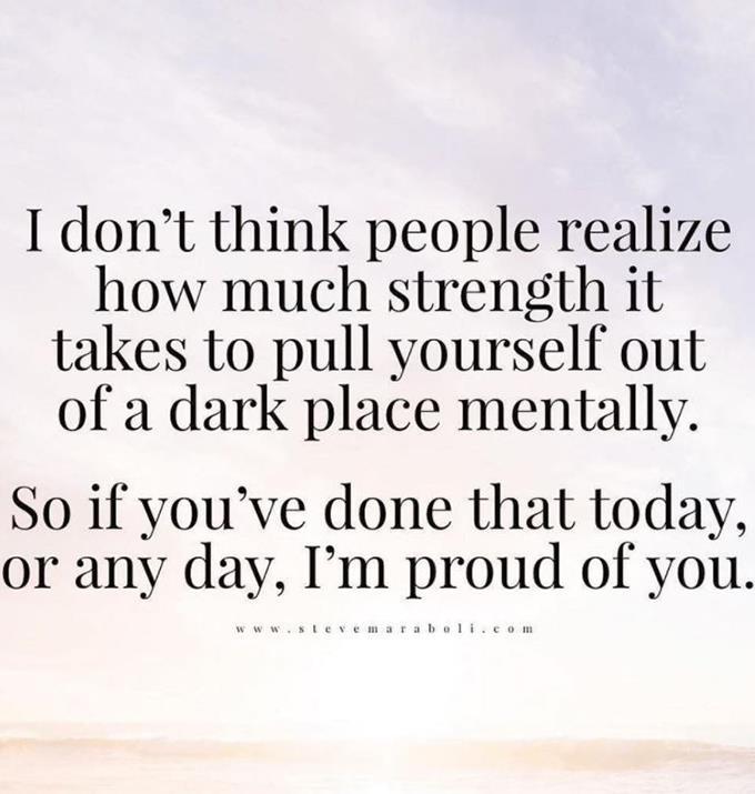 Bindi shared this telling quote yesterday.