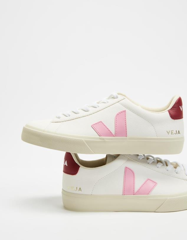 """Veja Campo sneakers, $200. **[Buy them online via The Iconic here](https://www.theiconic.com.au/campo-women-s-1119060.html
