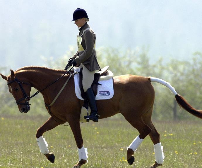 Mike's wife Zara Tindall also boasts an impressive equestrian career with the elite athlete winning a silver medal at the 2012 Summer Olympics as a part of the Great Britain Eventing Team.