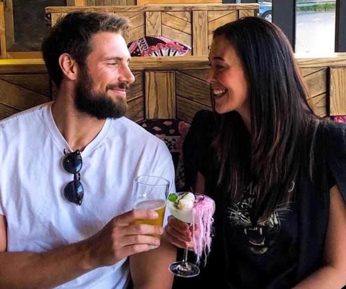 """Megan shared with her followers that the couple makes sure they don't forget about date night. <br><br> """"My partner Shaun and I make sure we don't leave it more than 3 or 4 weeks between date nights,"""" said Megan."""