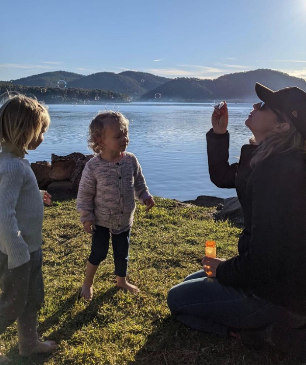 """**Penny McNamee**  <br><br> The *Home and Away* actress is mum to Jack and Neve, but in 2018 she opened up to *[New Idea](https://www.newidea.com.au/home-and-away-penny-mcnamee-on-her-miracle-baby