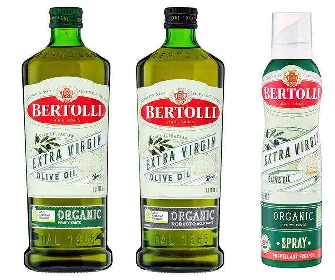 """[Bertolli Organic Extra Virgin Olive Oil Fruity 1L](https://www.woolworths.com.au/shop/productdetails/744989/bertolli-organic-extra-virgin-olive-oil-fruity-taste