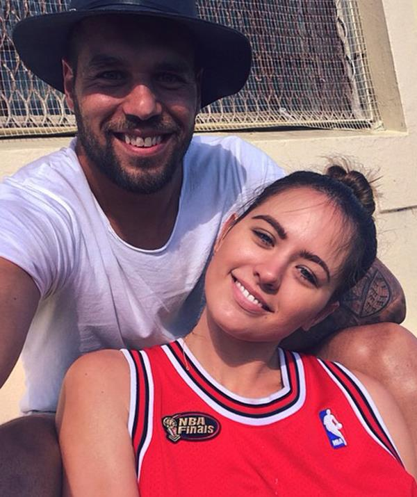 After a little more convincing from Buddy, Jesinta agreed to a first date at Sydney's Crown Hotel bar. Though Jesinta has admitted she wasn't sure if Buddy was looking for a serious relationship at first, the Sydney Swans legend was sure she was The One from day dot.
