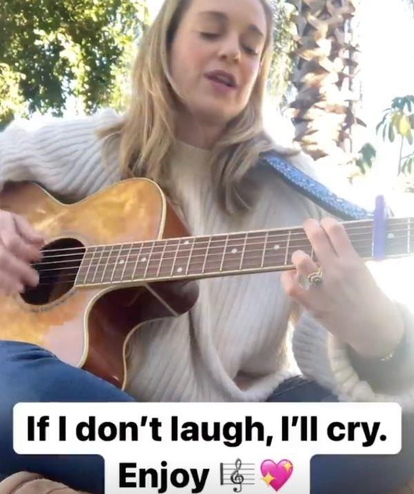 **Penny McNamee** <br><br> The *Home and Away* star wrote and performed a song called 'Ode to Sydney' to help herself and other's feel better about the lockdown. <br><br> The lyrics tell a story of undone plans, lockdown tensions and premier Gladys Berejiklian's efforts.