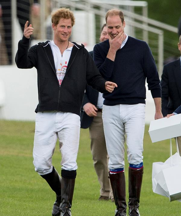 Even after William wed Kate, the brothers remained close and Harry often accompanied the Duke and Duchess of Cambridge for royal engagements and social events. But that apparently changed in 2016, when Harry met Meghan Markle and the pair began dating.