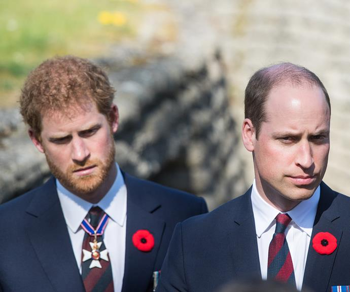 """In 2017 Harry announced he and Meghan Markle were engaged, but behind the scenes his happy news had supposedly caused tensions between him and William. According to *[The Sun,](https://www.thesun.co.uk/news/7927914/prince-william-harry-feud-relationship-meghan-markle-kate-middleton/