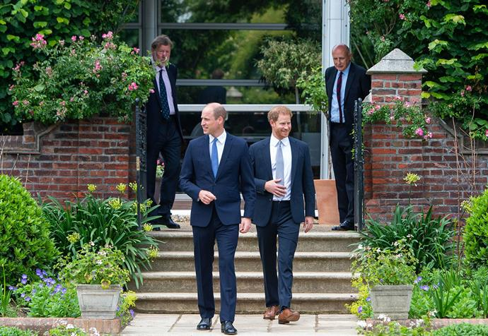This marks Prince Harry's second trip back to the UK following his departure from royal duties.