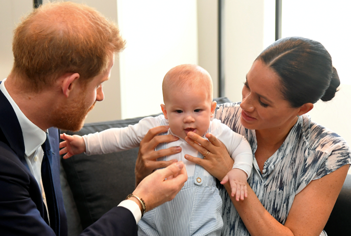 Meghan's uncle reportedly never met Prince Harry, but no doubt the loss still hits close to home for the young family.