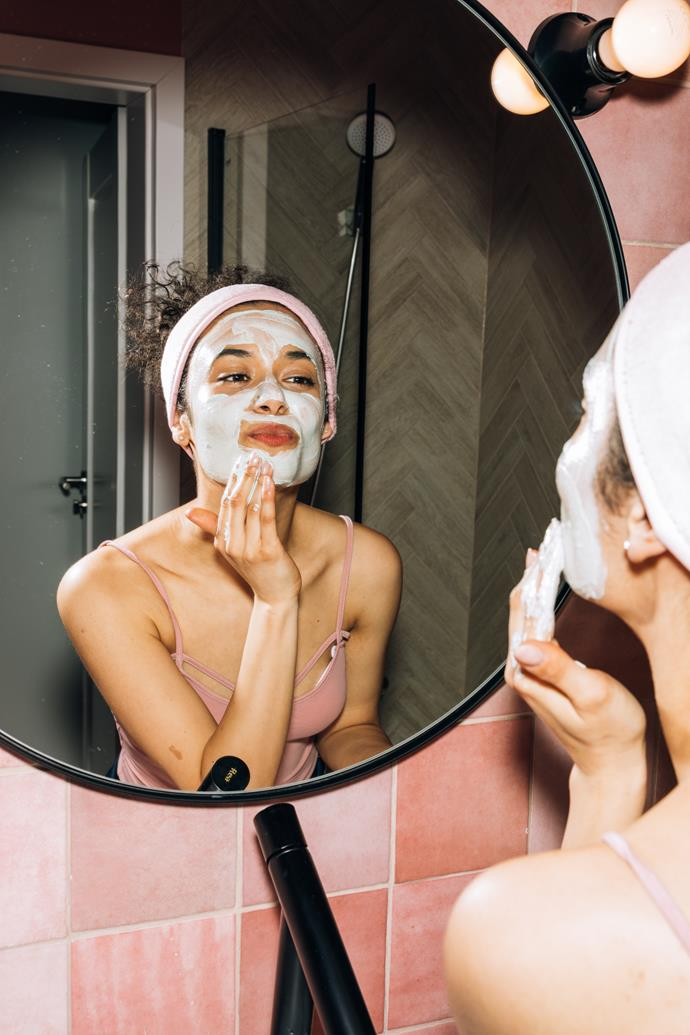 DIY face masks can be risky if you're using the wrong ingredients.