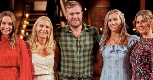 Farmer Wants a Wife's Andrew's frontrunners revealed   TV WEEK