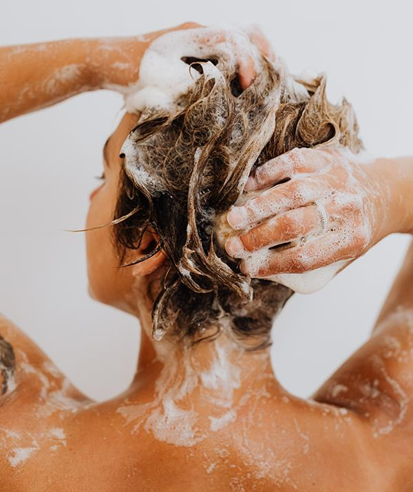 Ultra hot showers could be damaging the delicate skin on your face.
