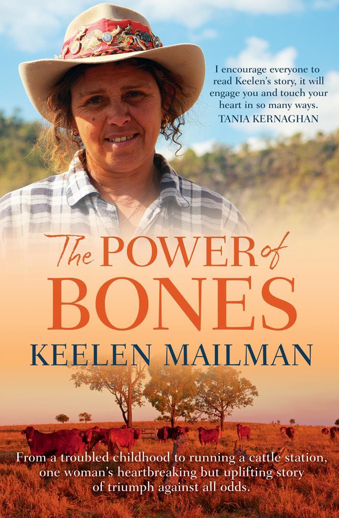 Keelen's book - *The Power of Bones*