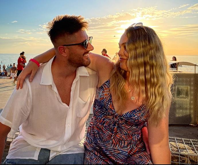 Bryce and Melissa found love on Married At First Sight.