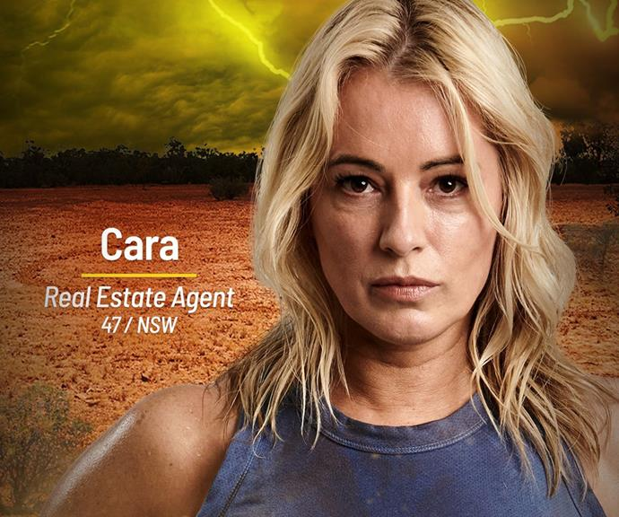 **Cara** <br><br> Cara describes herself as an empath, someone who can sense and feel other people's emotions as if they were her own. It's a skill she says will get her ahead of the game as a member of the Brain tribe.