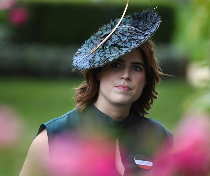 Princess Eugenie had to cancel her son's christening at the last minute due to a COVID-19 scare.