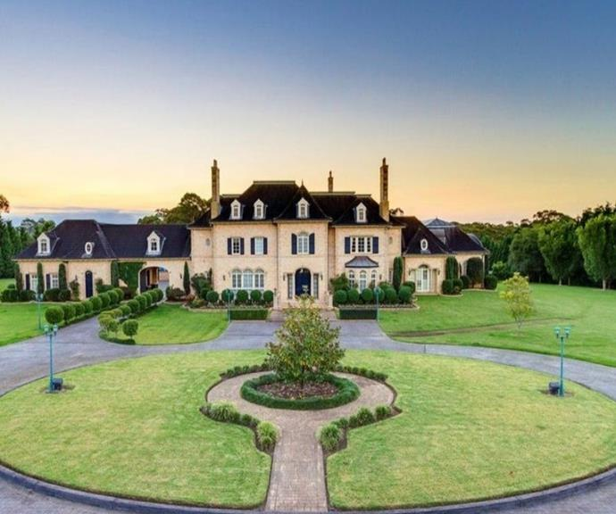 Welcome to the 2021 *Bachelor* mansion... it's almost like being in France.  https://www.realestate.com.au/