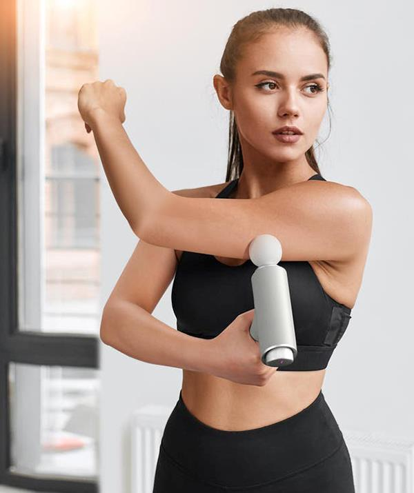 """**Kogan Ultra Light Portable Massage Gun ($99)** <br><br> Everyone gets sore in lockdown, and out of it. Whether it's your neck and shoulders aching from looking down at a laptop screen, or your lower back is killing you from sitting still all day, a massage gun will seriously help. There's a reason these things sell out so fast. [Shop it here.](https://fave.co/3xIiicQ
