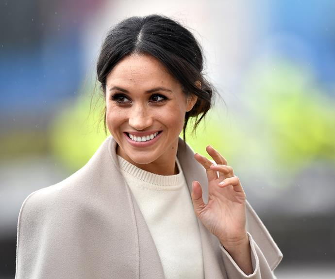 Meghan Markle's new series with Netflix has just been announced.