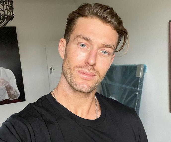This is what Chad usually looks like - and he still does.