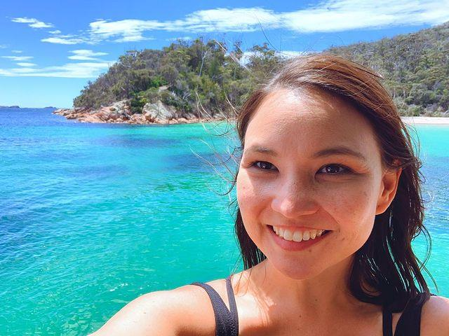 """**Chanel Tang, [@thedancingnomad](https://www.instagram.com/p/CIksCSoBFhD/