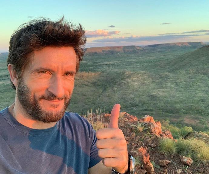 Jonathan LaPaglia is back to host this season of Australian Survivor.