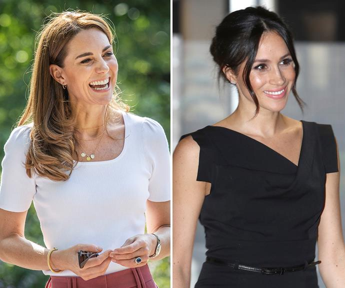 """Sarah Ferguson said Diana would have been """"proud"""" of her daughters in law, Duchess Catherine and Duchess Meghan."""