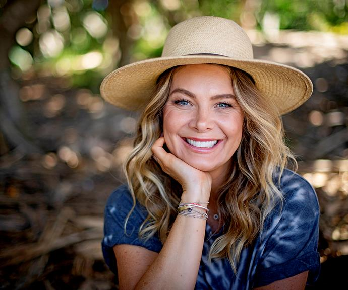 Natalie Bassingthwaighte has opened up about her family.