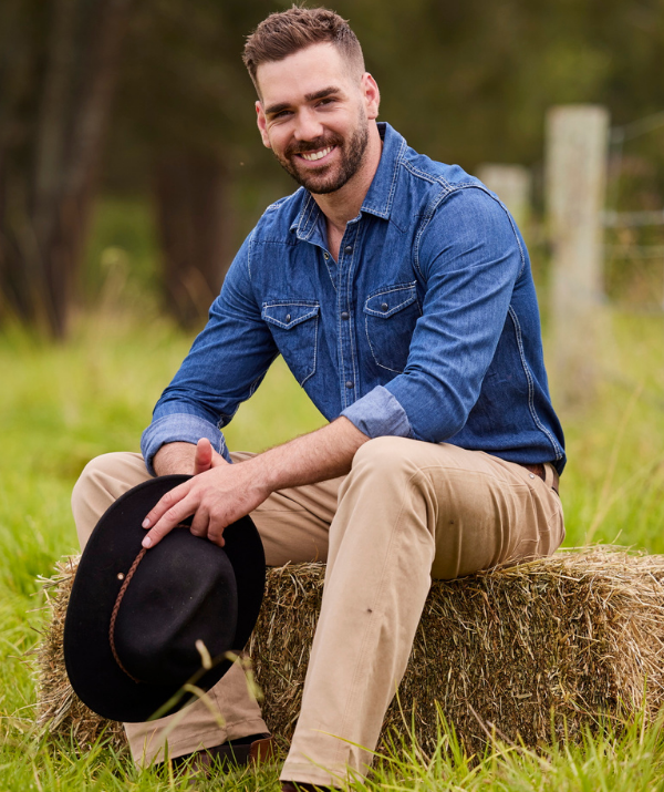 Before the show had even started, locals were also bringing into question the authenticity of the farmers, with some saying Farmer Sam, 24, wasn't the sheep and cropping farmer he claimed to be – and was instead a city slicker from Sydney who works as a truck driver!