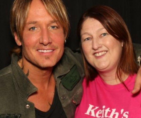 Meeting Keith is a dream come true. (Image: supplied)