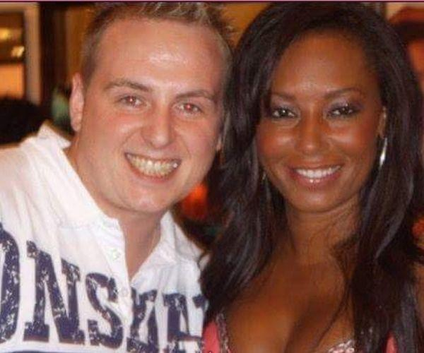 Mel B learned about my exhibition (Image: supplied)
