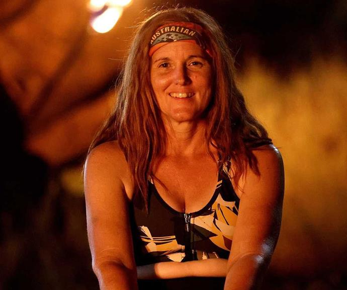 """**Janelle, Brawn tribe - Episode 2** <br><br> Janelle became the first member of the Brawn tribe to be sent home at tribal council. The 'tribe mum' was ousted after she and Daini struggled to finish a puzzle in time, causing the tribe to lose the immunity challenge. <br><br> """"The trick is to realise that after giving your best, there's nothing more to give. Win or lose the game is finished. It's over ! It's time to forget and prepare for the next challenge,"""" she wrote on Instagram following her exit."""