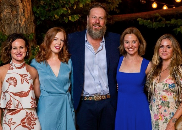 Rob's had quite the season with his ladies.