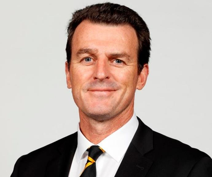 Football CEO Brendon Gale is a staunch supporter of female players.
