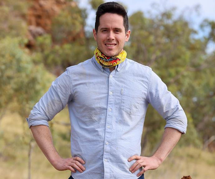 **Mitch, Brain tribe - Episode 5** <br><br> Mitch was booted from the Brains tribe in an unexpected twist as the group returned to tribal council for only the second time this season. George was pegged for elimination, until he revealed to the tribe that he had an immunity idol. <br><br> The Brains tribe was then divided, with one alliance gunning for Laura and the other trying to eliminate Mitch, In the end, the doctor was voted out in a twist even George didn't see coming.