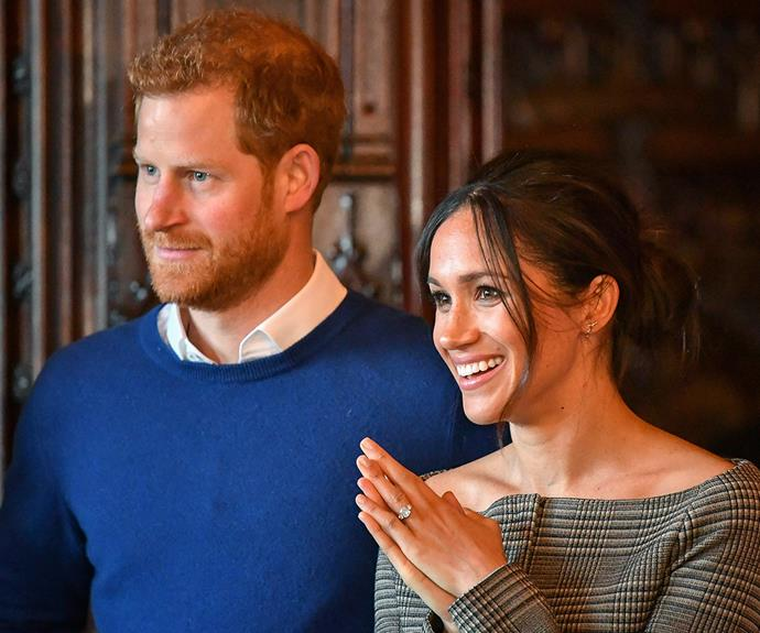 Prince Harry and Meghan Markle's daughter sits eighth in line to the British throne.