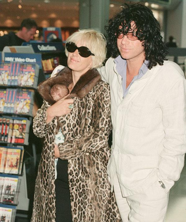 It's believed the 25-year-old will pay tribute to her late parents, Paula Yates and Michael Hutchence, in her wedding vows.