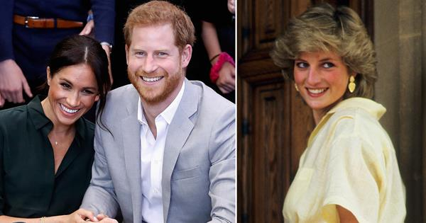 """Sarah, Duchess of York reveals why Princess Diana would be """"so proud"""" of Prince Harry and Duchess Meghan"""
