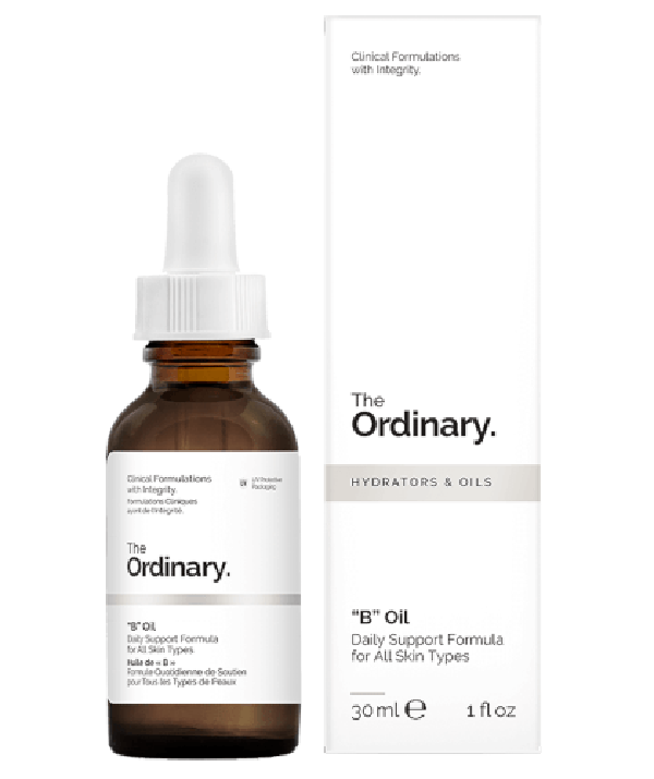"""The Ordinary """"B"""" Oil ($18.50), [shop it here.](https://fave.co/3yPirgg