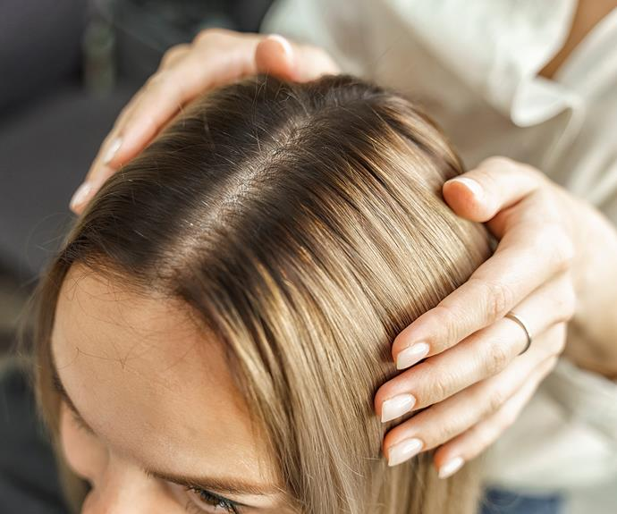 Ready to be rid of those dark roots? Don't pick up the bleach just yet.