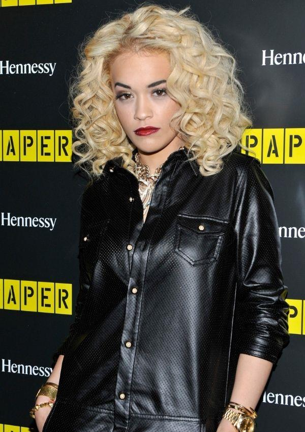 **Paper Magazine Nightlife Awards, 2012** <br><br> In 2012, leather was massively on trend, and Rita looked edgy in this unique jumpsuit.