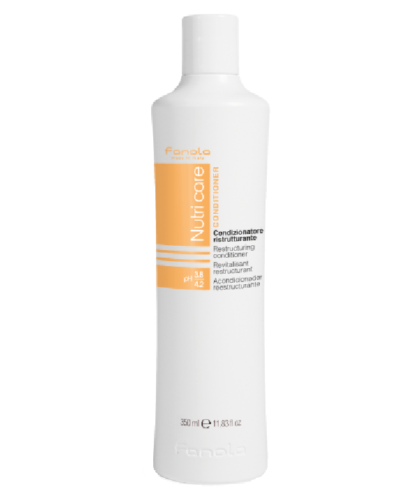 """Fanola Nutri Care Restructuring Conditioner, [shop it here for $22.90.](https://fave.co/37EWGDO