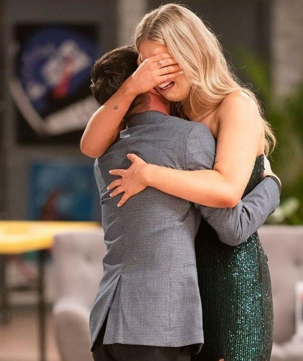 There wasn't a dry eye in the room when Sophie Monk announced their names.