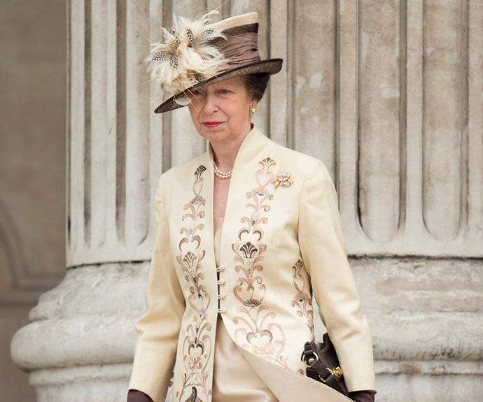 Princess Anne may be set to take up one of Prince Harry's former roles.
