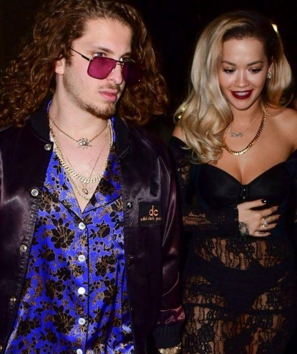 """**Andrew Watt 2017-18** <br><br> Rita was first linked with record producer Andrew Watt in 2017 before they called it quits the following year. <br><br> In 2019, they attempted to reconcile. <br><br> """"Rita and Andrew split because they were so busy, but they've realised they want to make things work,"""" a source told *The Sun.* <br><br> """"Both of their schedules are crazy – Rita with her Phoenix World Tour and Andrew as one of the most in-demand producers in pop. <br><br> """"But they reconnected this year and are making time to see each other when they can. They know what they have is the real deal."""" <br><br> Sadly, the attempts to patch things up proved futile and the couple later split again."""