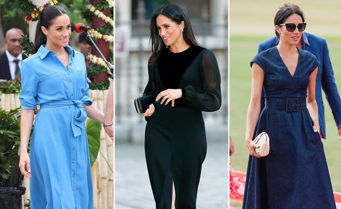 We're all envious of Duchess Meghan's elegant yet understated style.