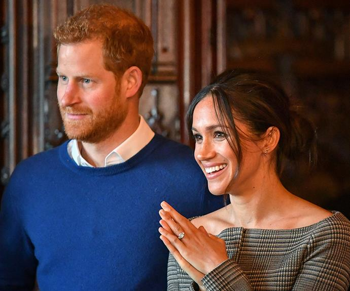 It's believed the Duchess is celebrating her birthday with Harry and their children.