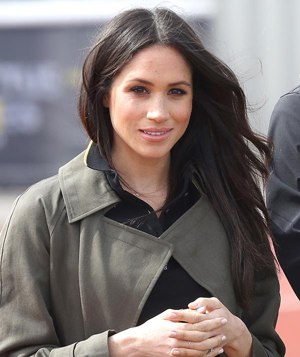 Meghan is celebrating her 40th birthday this year,